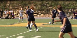 Women's Soccer VS Wheaton College 2014