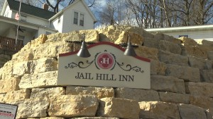 Jail Hill Sign