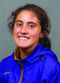 Maggie Saenz-Ruiz was named the IIAC Women's Cross Country Runner of the Week for her performance this  past weekend.