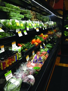 The Dubuque Food Co-Op offers Dubuque a unique shopping experience with its wide variety of locally produced and organic products, stocking its shelves with everything from vegetables to frozen pizzas to lip balm.